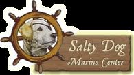 saltydogmarinecenter.com logo